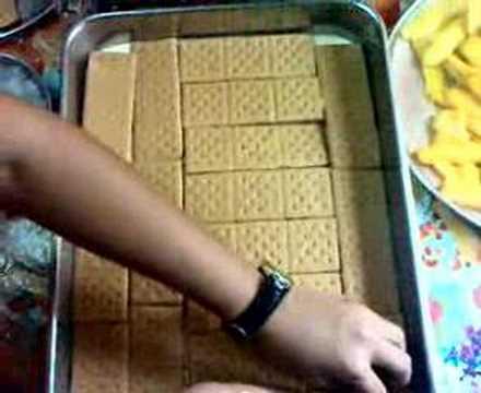 Chocolate Graham Cake Recipe Panlasang Pinoy