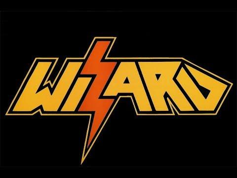WIZARD ...LIVE 1984
