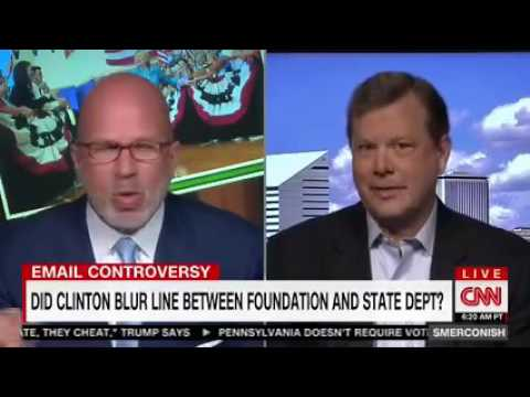 Peter Schweizer discusses previously undisclosed Clinton emails on CNN