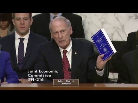 Hearing: The Economic Report of the President 03/02/16