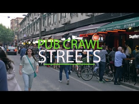 Shanghai's Top 5 Pub Crawl Streets | City Weekend