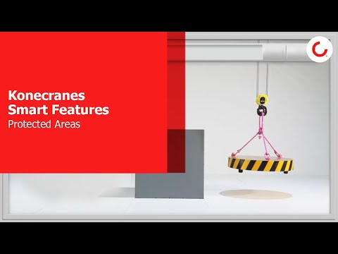 Protected Areas - Smart Feature from Konecranes