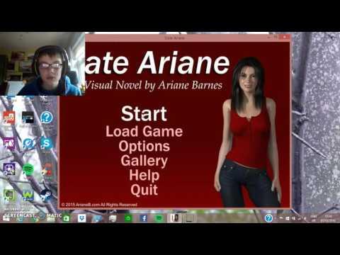 captainsauce dating ariane