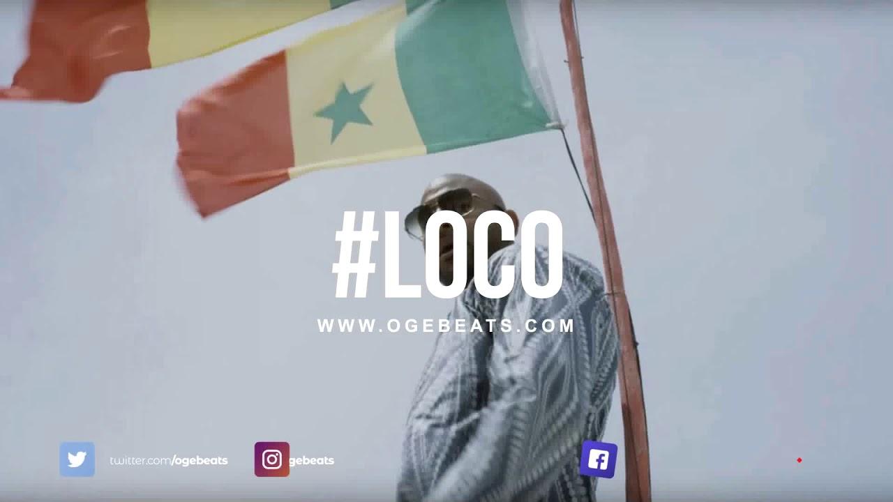 [FREE] Afrobeat x Dancehall Instrumental 2018 | LOCO | Afro Trap Type Beat
