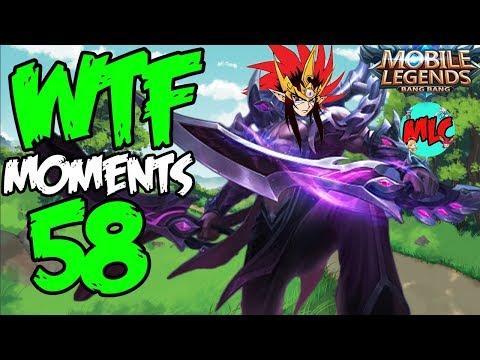 Mobile Legends WTF Moments Episode 58