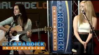 "Megan and Liz ""Are You Happy Now?"" acoustic performance - Kidd Kraddick in the Morning"