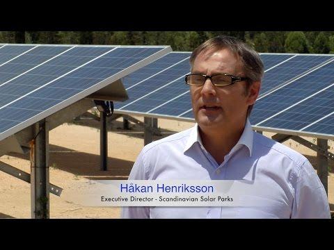 Scandinavian Solar Parks