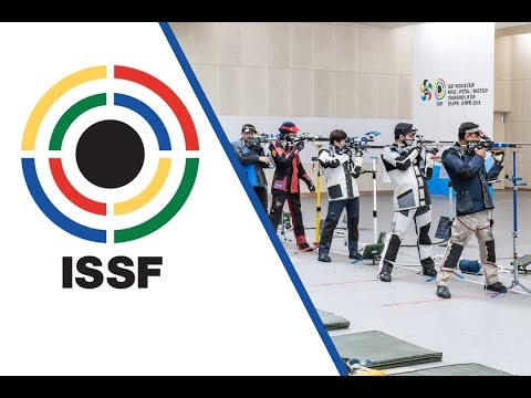 50m Rifle 3 Positions Men Final - 2018 ISSF World Cup Stage 2 in Changwon (KOR)