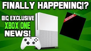 Massive Xbox One EXCLUSIVE Announcements Finally Happening! MILLIONS Of Fans Wanted This!