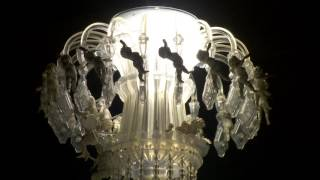 Mat Collishaw's 'Seria Ludo' at Fountains Abbey and Studley Royal