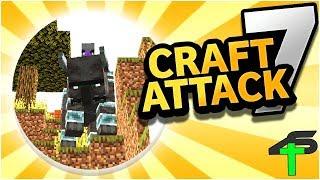 Mein Leben Riskieren! | Craft Attack: 7 | Items4Sacred [GER]