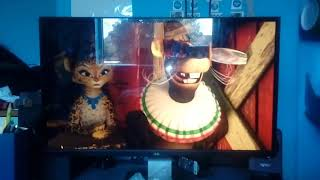 Madagascar 3 Europe's Most Wanted Circus Train Scene