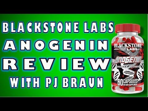 Anogenin By Blackstone Labs, Review (2018) - PJ Braun