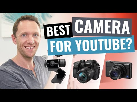 Best Camera for YouTube Videos? DSLR vs Camcorder vs Point a