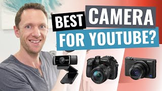 Best Camera for YouTube Videos? DSLR vs Camcorder vs Point and Shoot vs Webcam!