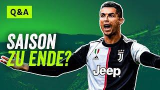 Wird der nächste Spieltag der letzte der Saison? Wer könnte sonst die Champions League gewinnen?