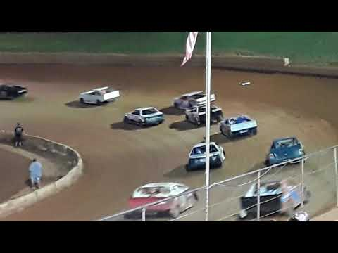 FRIENDSHIP MOTOR SPEEDWAY (PURE STOCK 4's) 8-16-19