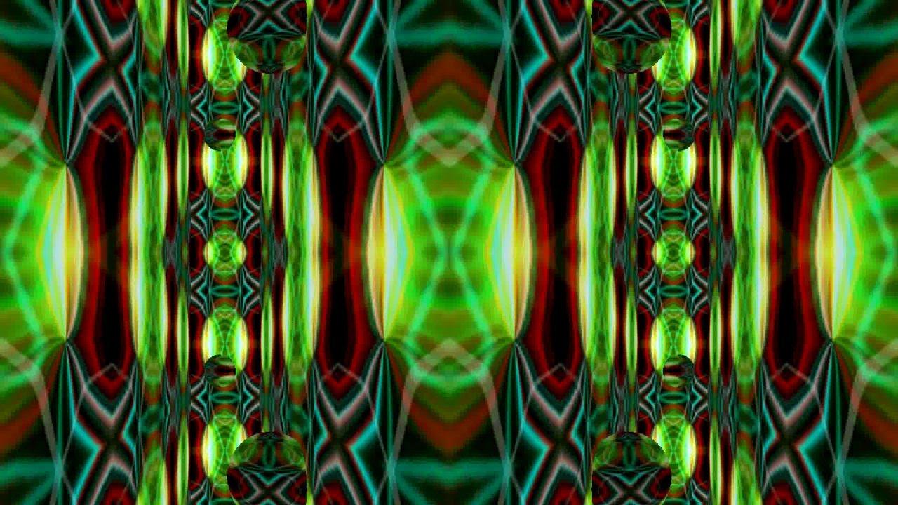 psychedelic vj loop mix - toucan music free dj mix - kaleidoscope