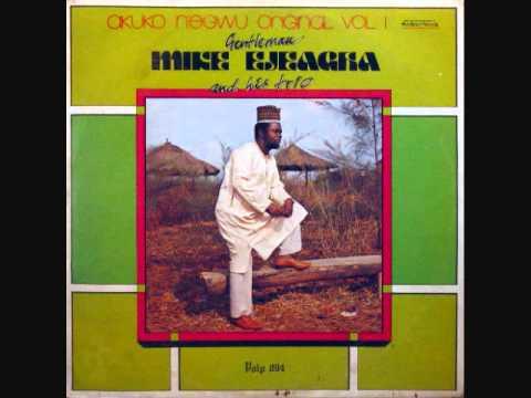 Mike Ejeagha - Onye ori utaba