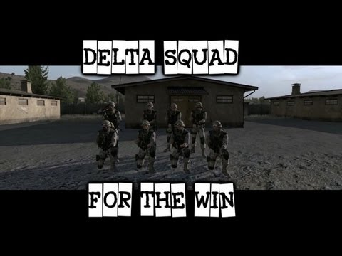 Delta heroes - The path to destruction - Arma 2 - TWC - The wrecking crew uk