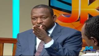 Jeff Koinange Live With Mike Sonko (Part 1) - 3rd May 2017.