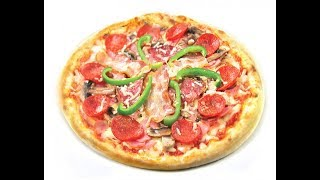 Пицца - итальянское национальное блюдо / мастер-класс от шеф-повара / Илья Лазерсон / Мировой повар