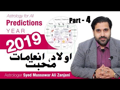 Love, Lottery & Children 2019 Predictions All Zodiac Sings | Astrology | ilm e najom | Urdu | Hindi Mp3