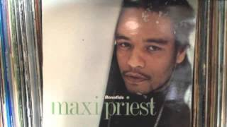 "Maxi Priest  ""Never did say goodbye"""