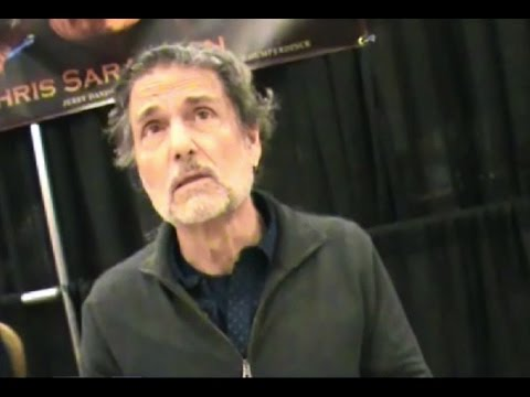 Meeting Chris Sarandon! Steel City Con 2016