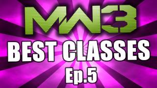 mw3 g36c best gun classes ep 5 call of duty modern warfare 3 multiplayer gameplay