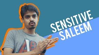 Sensitive Saleem | Bekaar Films | Comedy Skit