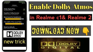 Dolby Atmos App Without Root