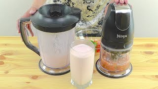 Review showing how the Ninja Master Prep Professional blender and f...
