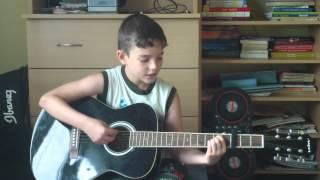 Cabron feat. Voltaj - Vocea ta (cover by Radu)