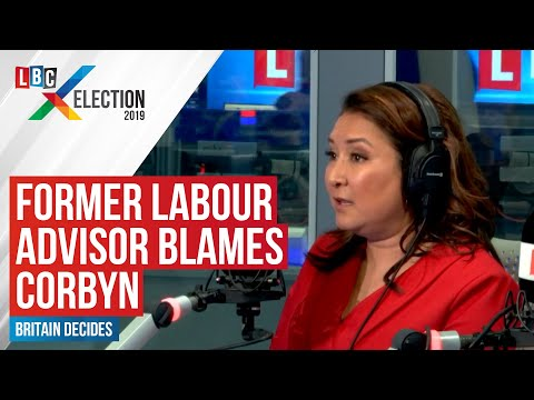 "Former Labour Advisor Blames Jeremy Corbyn For ""Harrowing"" Results"