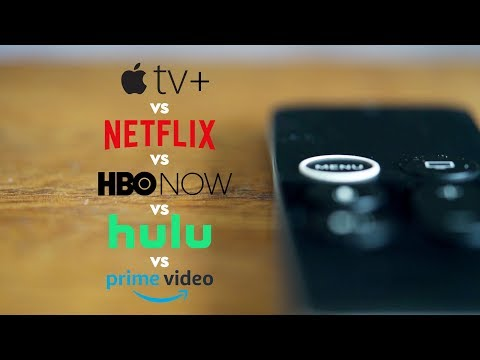 Apple TV Plus Vs Netflix Vs HBO Now Vs Hulu Vs Prime Video: Streaming Services Compared
