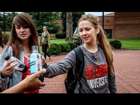 College Tour: Belmont University. #besomebody.