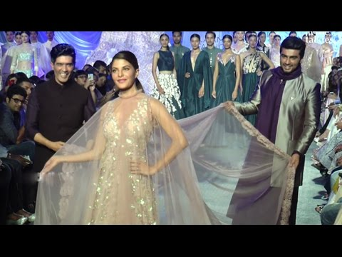 Lakme Fashion Week 2016 Manish Malhotra Full Show - Kareena, Jacqueline Fernandez, Arjjun