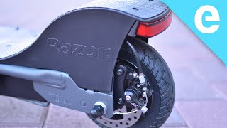 Review 350 W Razor E Xr Electric Scooter Youtube