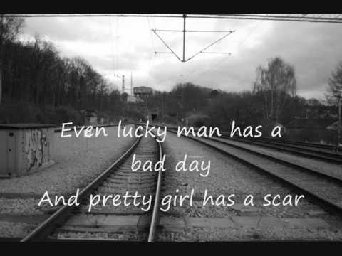 Ben Kweller - Penny on the train track [With Lyrics]