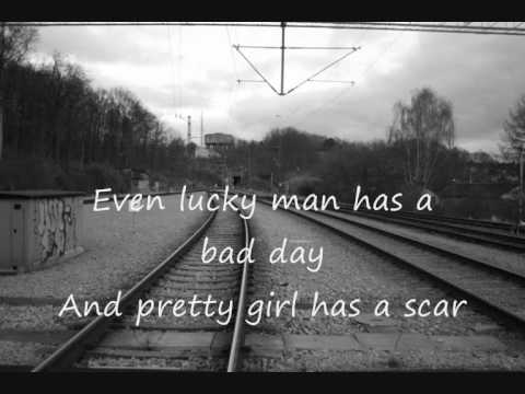 Ben Kweller - Penny on the train track [With Lyrics]