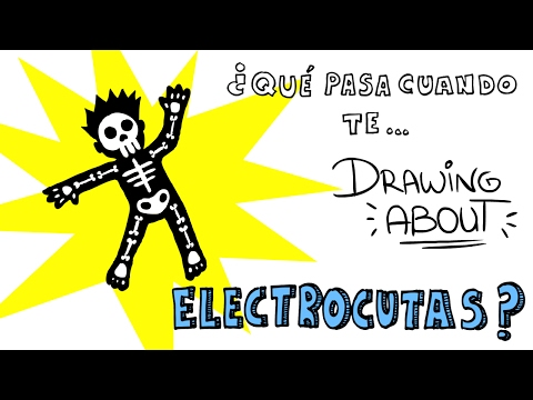 El cerebro se siente electrocutado