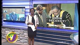 TVJ News: Senate President Rebuke PNP Member Lambert Brown - September 20 2019