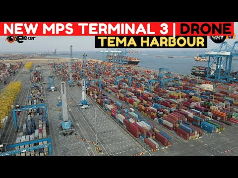 New MPS TERMINAL 3 - TEMA HARBOUR in the Greater Accra Region, Ghana.
