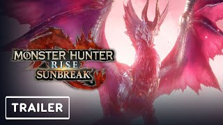 Monster Hunter Rise: Sunbreak Reveal Trailer | Nintendo Direct