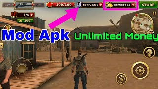Gambar cover WEST GUNFIGHTER Mod Apk Unlimited Money For Android