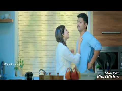 Thalapathy vijay in uyire song (poojai)......