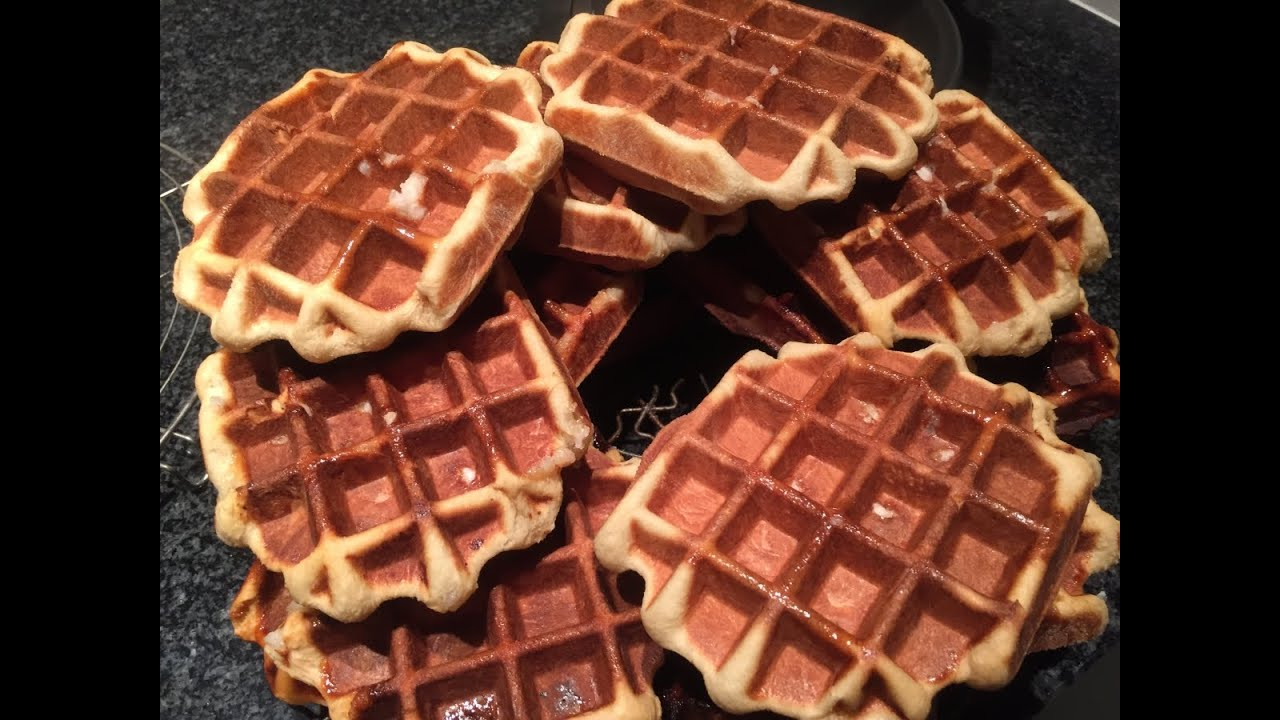 luikse wafels  li u00e8ge waffles