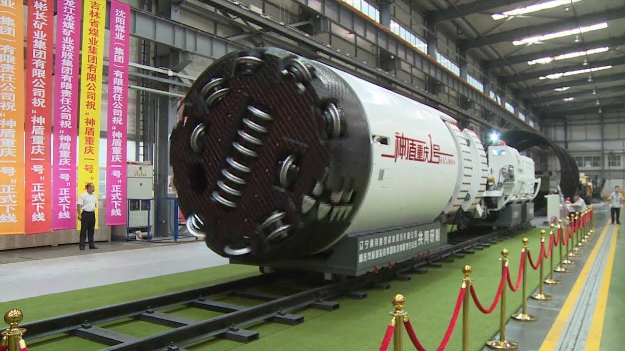TUNNEL BORING MACHINE DOWNLOAD
