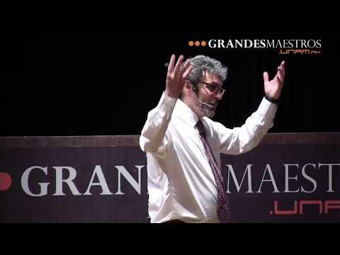 Miguel Alcubierre en Grandes Maestros.UNAM. (Primera sesión 1/3)